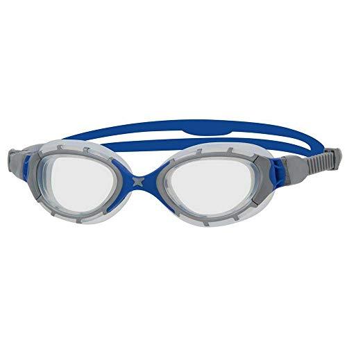 Zoggs Predator Flex-Regular Fit Gafas de natación, Adultos Unisex, Multicolor (Multicolor), Talla...