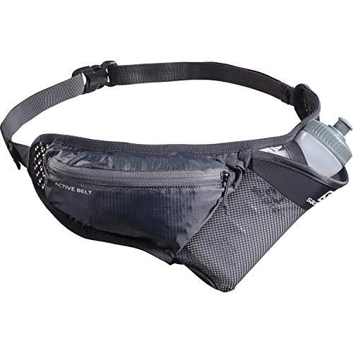 Salomon Active Belt Cinturón De Hidratación Unisex 1x Botella 3D Incluida y longitud...