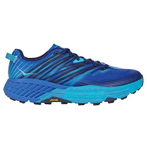 Zapatillas de Trail HOKA Speedgoat 4 1106585 Turquesa/Azul para Hombre, EU42