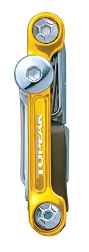 Topeak Mini Pro 20 Multi herramienta, oro