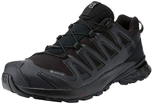 Salomon XA Pro 3D V8 GTX, Zapatillas Impermeables de Trail Running y Senderismo Mujer, Negro...