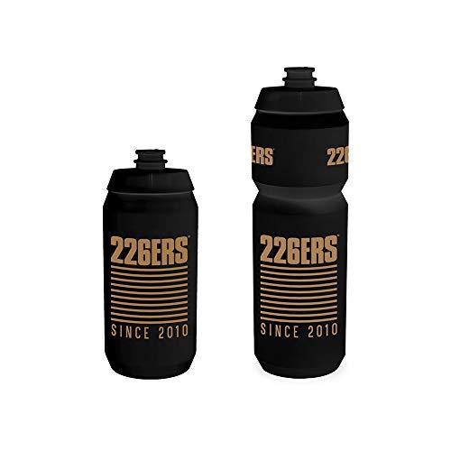 226ERS Bidón Ciclismo Since 2010 Superlight para Hidratación, BPA Free - 750 ml