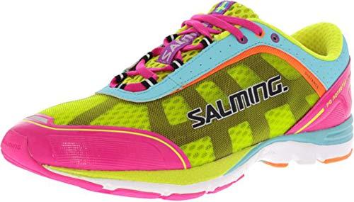 Salming Zapatillas Para Andar Damas Neutral Distance 3 Fucsia / 1286021-5263 - rosa - rosa, fucsia,...