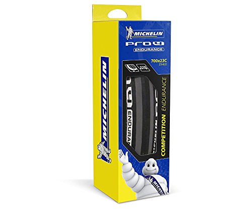Michelin Pro4 Endurance A/F V2 Cubiertas, Deportes al Aire Libre, Ciclismo,Ruedas de Bicicleta,...