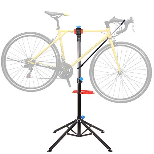 Femor Soporte de Reparación de Bicicletas, Caballete Reparación para Bicicleta con Marco...