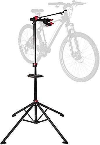 Ultrasport Fahrradmontageständer Expert Caballete Bicicleta como Las de montaña, eléctricas,...