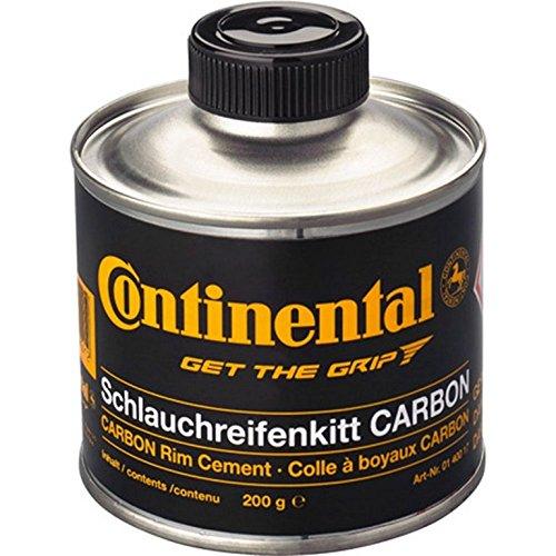 Continental Mastice In Barattolo per Carbonio Bote Pegamento, Unisex, Nero, Taglia única