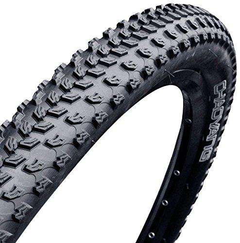 CHAOYANG Zippering Kv Dino Skin Cubierta para Bicicleta, Unisex Adulto, Negro, 29 x 2.0