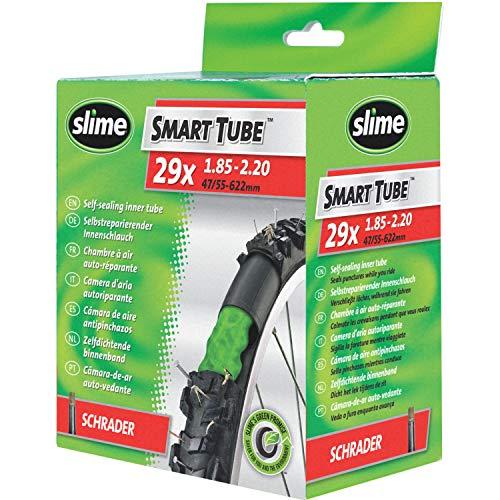 Slime 30078 Cámara Interior de Bicicleta con Sellante de Pinchazos Slime, Sellado Autónomo,...
