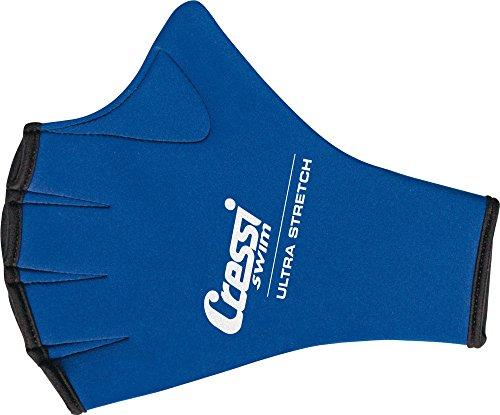 Cressi Swim Gloves - Monopla en Neopreno Unisex Adultos