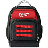 Milwaukee 4932464833 932464833 Ultimate Jobsite Mochila, Rosso