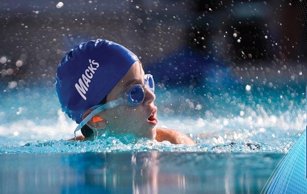 Tapones de oidos para natacion