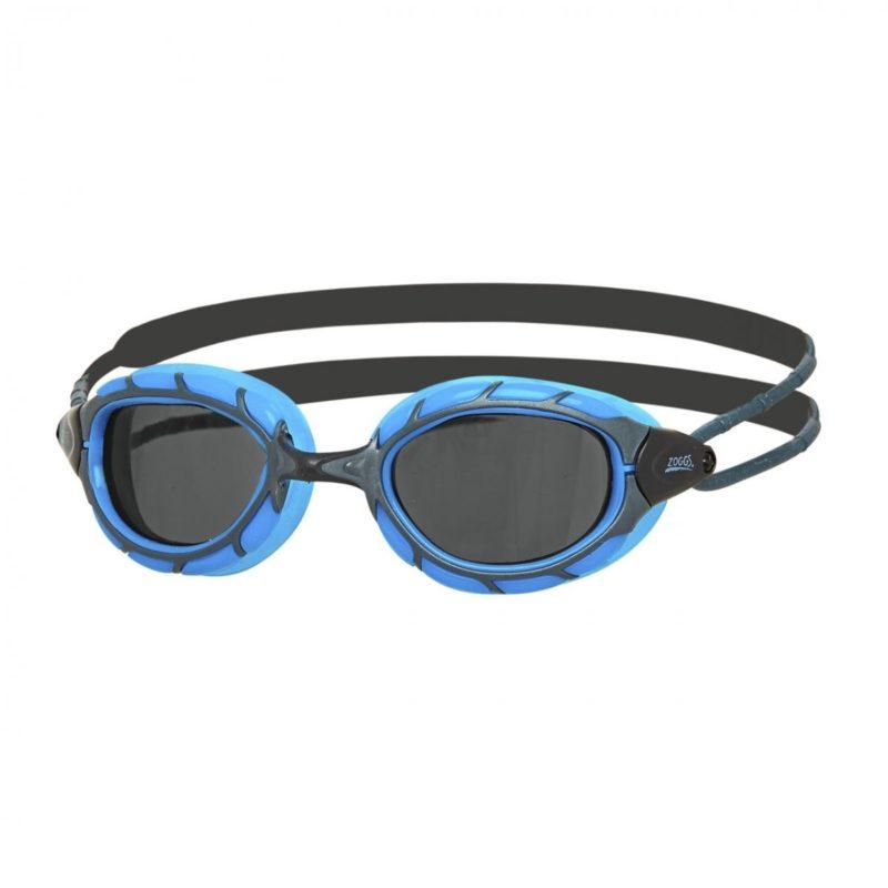 gafas zoggs predator negro y azul