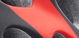 Negro-Rojo Mate