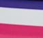 banda con púrpura