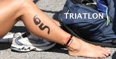 Material de triatlón